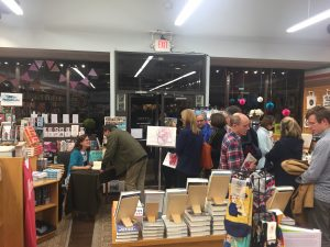 author tina kelley words bookstore maplewood, nj for Abloom & Awry