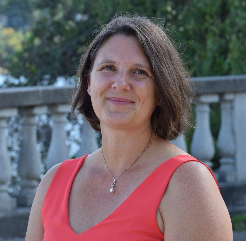 Kari L. O'Driscoll's Author Photo