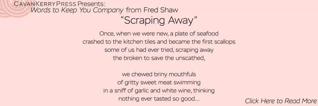 Scraping Away