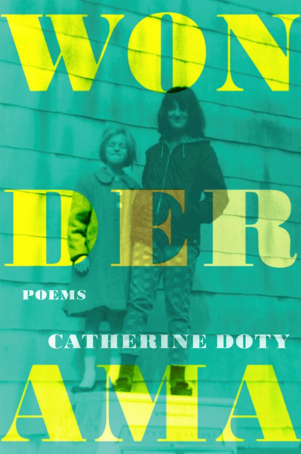 Cover of the book Wonderama, Poems by Catherine Doty.