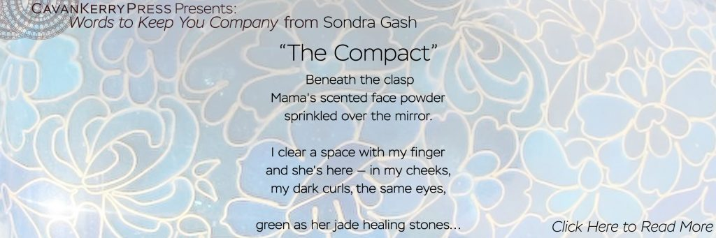 """Click here to read """"The Compact,"""" by Sondra Gash."""
